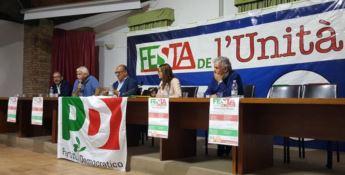 Alla Festa dell'Unità di Serra San Bruno il Pd scarica Oliverio