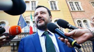 Lega, il ministro Salvini