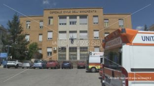 Complicanza da morbillo all'ospedale di Cosenza, 19enne in rianimazione
