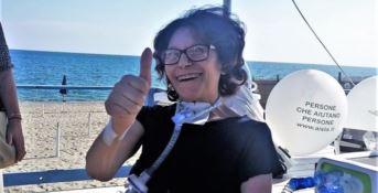 Sla, gita al mare per i pazienti del centro clinico San Vitaliano