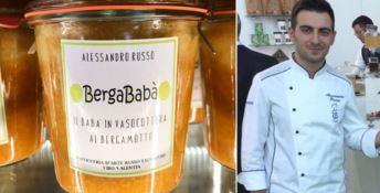 """Babà in vasocottura al bergamotto: da Vibo nasce il """"Bergababà"""""""