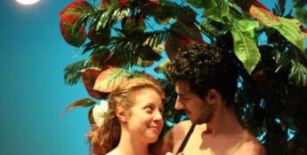 Il diario di Adamo ed Eva in scena ad Avvistamenti teatrali