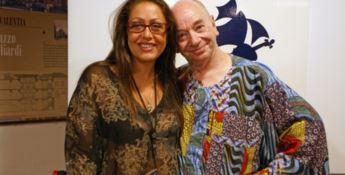 Chiara Giordano e Lindsay Kemp a Scolacium nel 2013