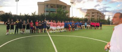 È rosa la prima società sportiva della neonata Corigliano-Rossano