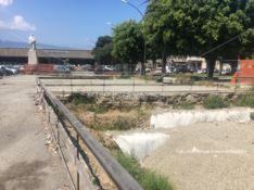 Reggio Calabria, degrado e incuria a Piazza Garibaldi - VIDEO