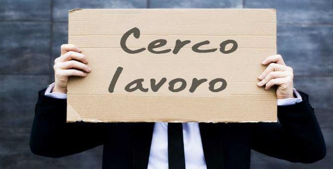 Alti tassi di disoccupazione in Calabria