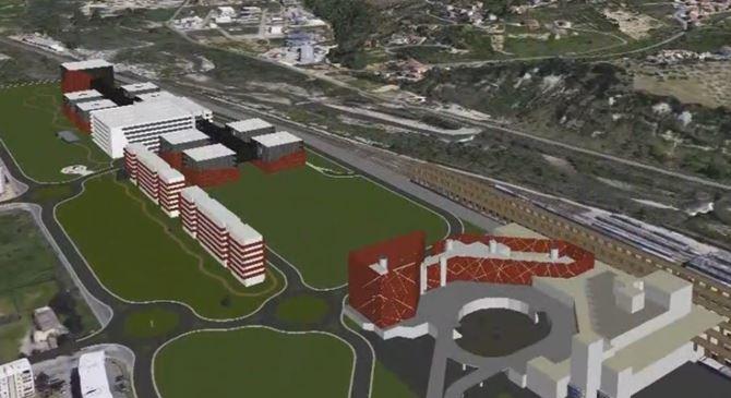 Nuovo ospedale a Cosenza