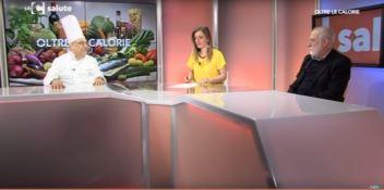 Oltre le calorie, un medico e uno chef si confrontano sulla nutrizione - VIDEO