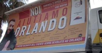 A Vibo Marina una serata per Orlando Fratto