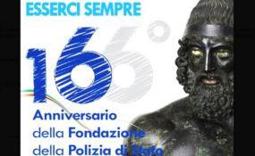166esimo anniversario della Polizia, festa al Museo di Reggio