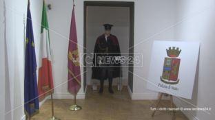 Festa della Polizia, a Cosenza mostra al Museo delle Arti e dei Mestieri -FOTO