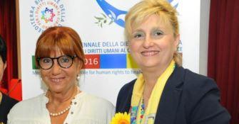 Adriana Musella e Maria Rosaria Russo