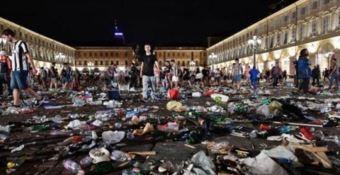 Torino, 10 anni ai ragazzi che provocarono gli incidenti di piazza San Carlo