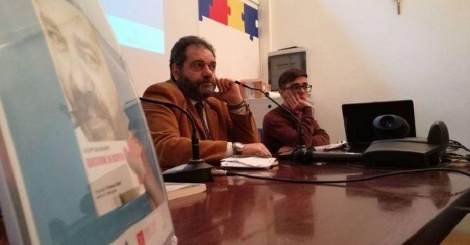 Il testimone di giustizia Gaetano Saffioti