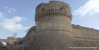 Crotone, radioattività nel castello Carlo V: il ministero avvia la bonifica