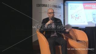 La lezione di Lorenzo Fazio sull'editoria: «Settore in continua evoluzione» - VIDEO
