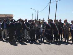 Viabilità, i sindaci della Locride ancora in corteo: «Ritardi inaccettabili» - VIDEO