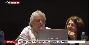 Agnese Moro a Polistena: «Vi racconto mio padre»