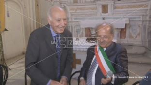 Addio a Luigi Pellegrini, caposaldo dell'editoria calabrese - VIDEO