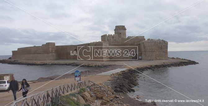 La fortezza Le Castella di Isola Capo Rizzuto