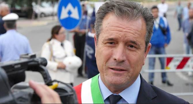 Il sindaco di Crosia, Antonio Russo