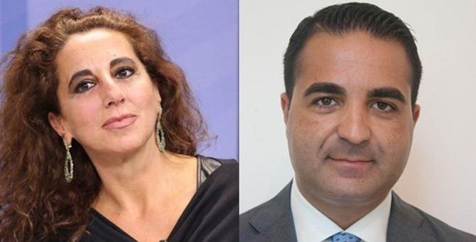 Wanda Ferro e Francesco Cannizzaro