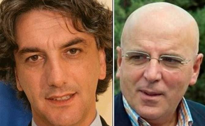 Giuseppe Aieta e Mario Oliverio