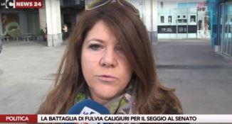 Caligiuri (FI): «Salvini si faccia da parte. Quel seggio spetta a me» - VIDEO