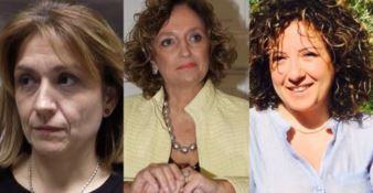 Angela Robbe, Maria Francesca Corigliano e Maria Teresa Fragomeni