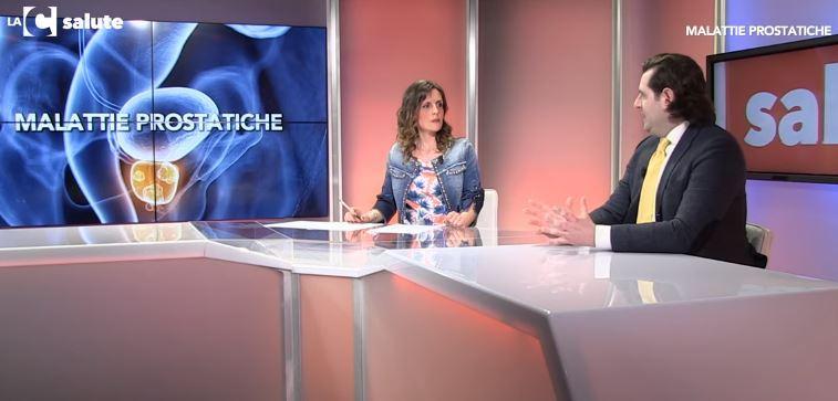 Rolssella Galati intervista l'urologo Marco Serrao