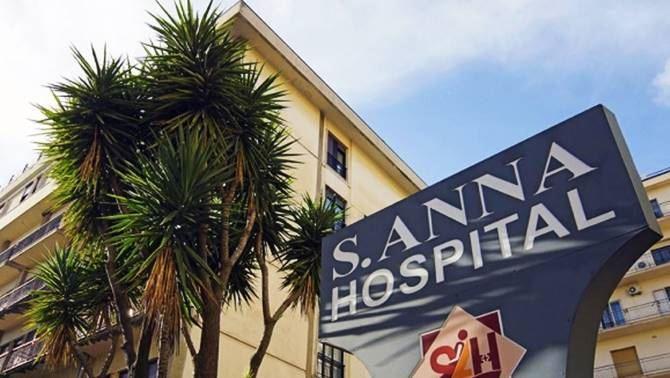 Catanzaro, ospedale Sant'Anna