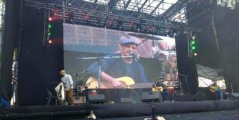 Buenos Aires, folla oceanica per il concerto di Mimmo Cavallaro - VIDEO