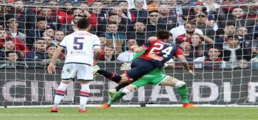 SERIE A | Crotone sconfitto a Genova. Pitagorici sempre più inguaiati