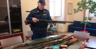 Operazione anti bracconaggio della polizia provinciale di Cosenza