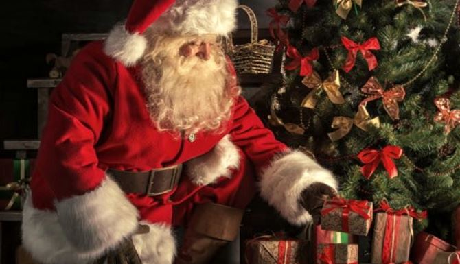 Befana E Babbo Natale.Chi Porta I Regali Ai Bambini Buoni