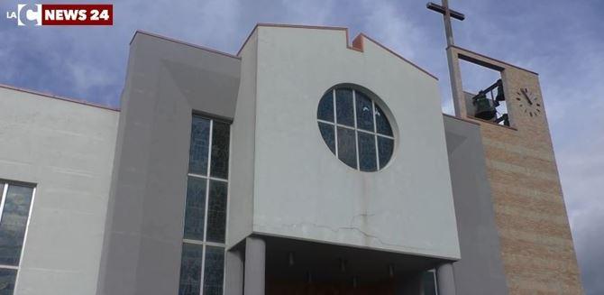 La chiesa di Maria SS. di Pompei di Belvedere Marittimo, sede della Caritas