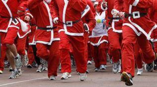 La corsa di Babbo Natale