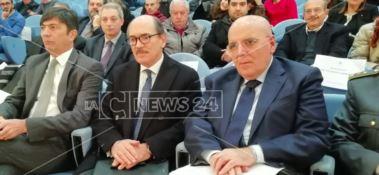A Catanzaro la Calabria che combatte la mafia incontra il procuratore nazionale De Raho