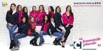 LaC è donna: talento e passione le carte vincenti del nostro network