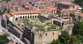 Il convento di Soriano Calabro