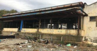 L'ex quartier generale di Paolo Romeo «incendiato per occultare delle prove»
