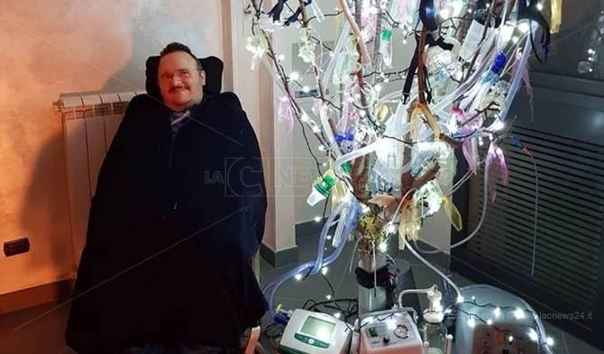 L'albero di Natale di Antonio Saffioti