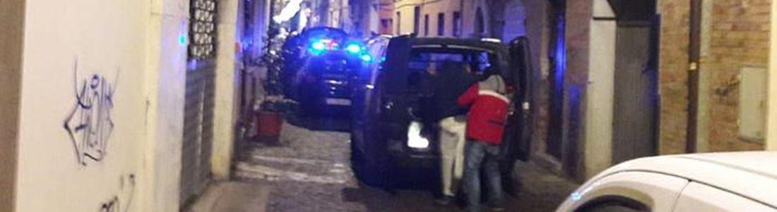 Omicidio Bruzzese, il luogo del'agguato