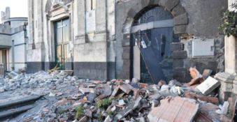 I danni provocati dal terremoto