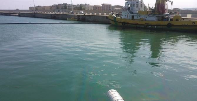 Il porto di Schiavonea