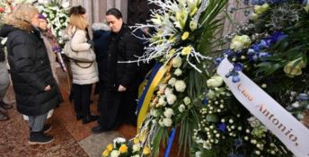 I funerali di Antonio Megalizzi