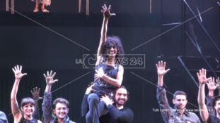 Il musical Flashdance a Reggio Calabria