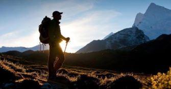 Trekking. Foto di repertorio