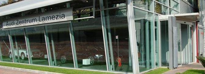 Showroom Audi aperti questo weekend in Calabria