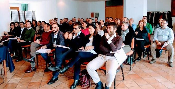 Il seminario Confindustria